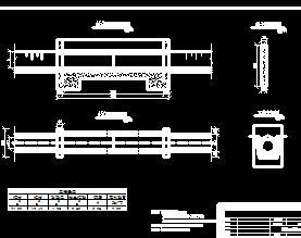 土地开发整理工程水利施工图