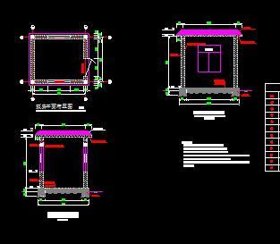 智能型节水灌溉设计图纸(含图纸)