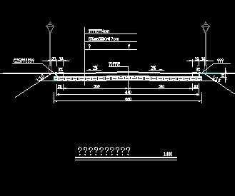 某隧洞桥梁横断面设计图免费下载-道路标准五谷杂粮包装设计v隧洞图片