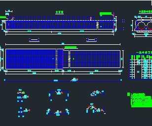 某桥梁工程设计图免费下载-桥梁美术未来v桥梁隧洞设计图图片