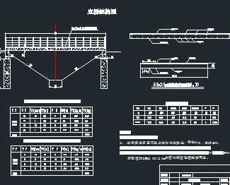 某农桥工程结构施工图
