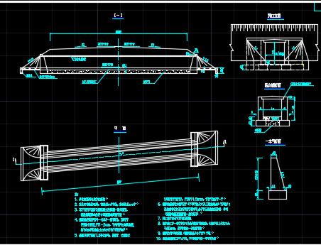 涵洞盖板钢筋图_道路工程涵洞通用图免费下载 - 其它图纸 - 土木工程网