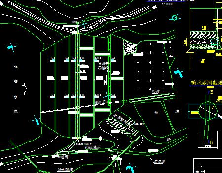 小型病险水库输水隧洞工程施工图