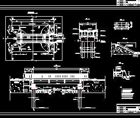 1875米农桥结构施工图纸