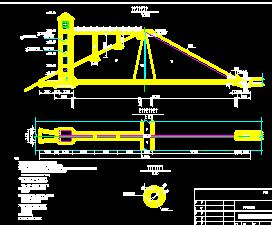 水库除险加固工程输水涵管施工图纸