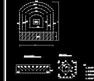 电站辅助洞室隧洞开挖施工详图