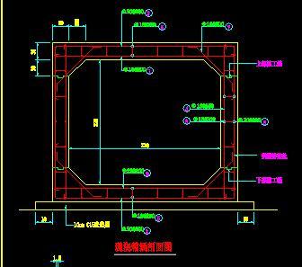 箱涵构造设计详图