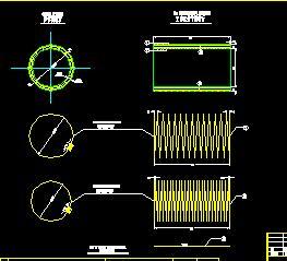圆管涵结构设计图纸