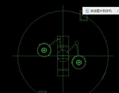 天正素材CAD使用技巧:创建单独块-天正电气cad屏风技巧图片