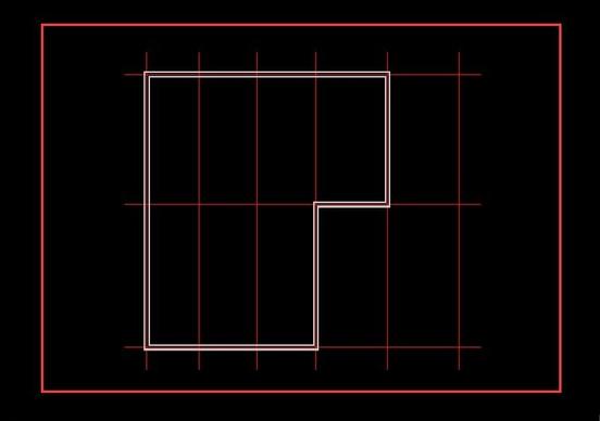 cad画电气图纸_如何使用天正CAD绘制墙体以及墙体加粗? - 天正技巧
