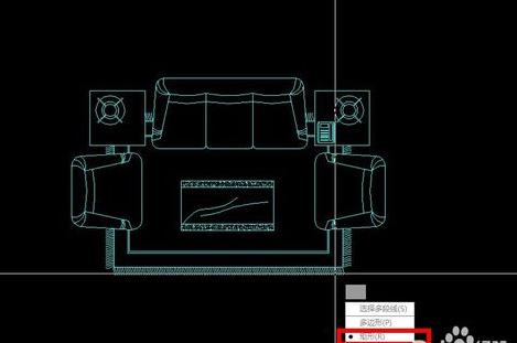 cad/天正取消图块怎么默认cad快速看裁剪图王图片
