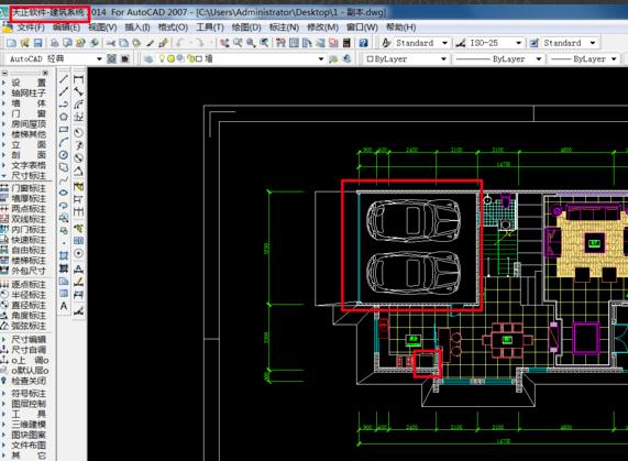 天正画的图无法在CAD中显示怎么解决?