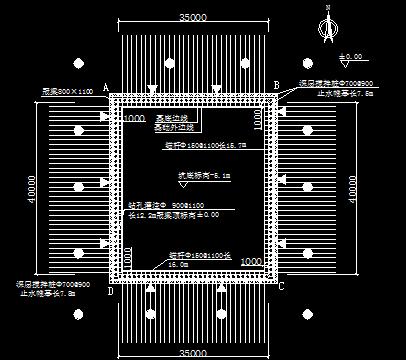 深基坑支护工程毕业设计