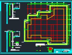基坑工程参考施工图