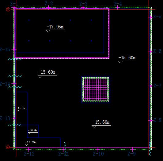 某博物馆基础及地基处理工程施工组织附施工图