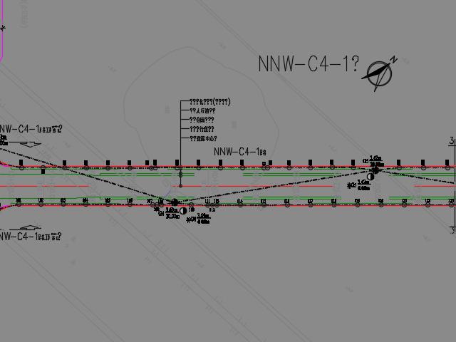 市政道路岩土工程设计图