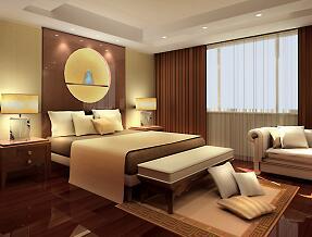 某别墅卫生间、卧室室内设计3DMax模型