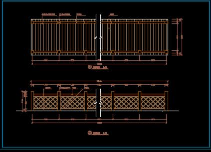 栈桥做法设计详图