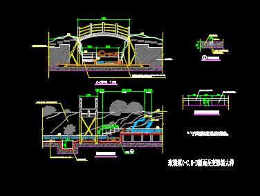 拱桥设计图纸