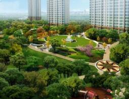 某小区公共绿地景观工程施工组织设计