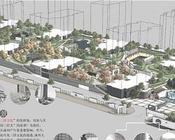 居住区新中式景观规划设计毕业设计方案