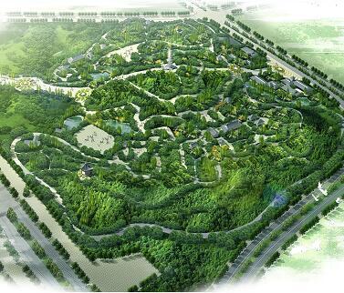 儿童乐园景观规划设计毕业设计方案作品