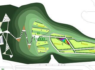 煤炭文化公园景观设计毕业设计方案