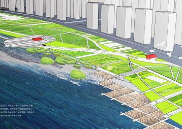 滨河体育公园景观设计毕业设计方案