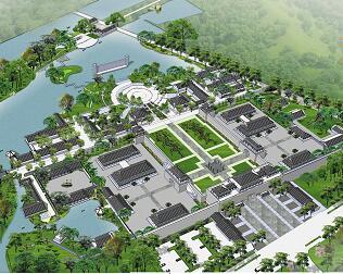 文化古镇及环境设计毕业设计方案