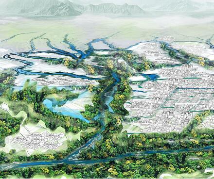 《遗址景观廊道恢复设计》毕业设计方案
