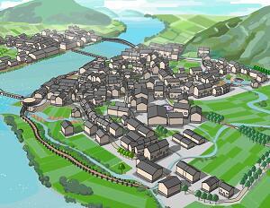 《农村水体景观设计》毕业设计方案