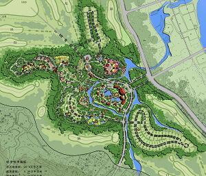 《休闲度假农场景观设计》毕业设计方案