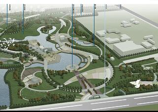 《防灾避难公园规划设计》毕业设计方案
