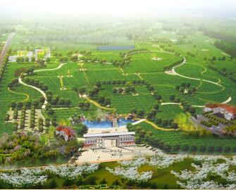 《观光采摘园景观规划设计》毕业设计方案