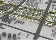 城市规划设计毕业设计方案(jpg)