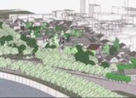 历史文化街区景观规划设计毕业设计方案(jpg)