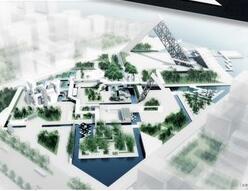 江畔交互式园林景观设计毕业设计方案(jpg)