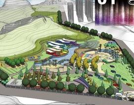 某公园景观规划设计毕业设计方案(jpg)
