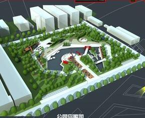 文化公园规划设计毕业设计方案(jpg)