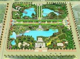 大型主题公园规划设计毕业设计方案