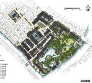 《商场南侧地块改造规划设计》毕业设计方案(jpg)