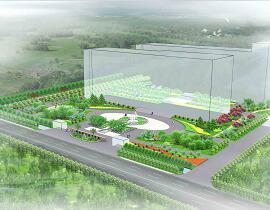 《学校景观设计方案》毕业设计方案(jpg)