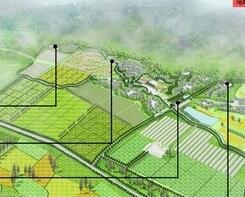 《灾后新农村建设景观规划设计》毕业设计方案(jpg)