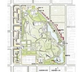 《公园边界地带设计》毕业设计方案(jpg)