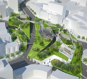 《立交景观改造设计》毕业设计方案(jpg)