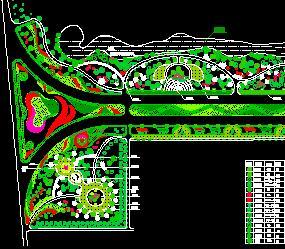 道路接点v道路工程设计道路免费下载-图纸图纸scr反应器地面图片