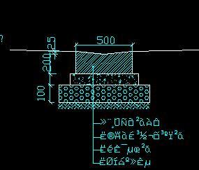 花岗石窨井设计详图