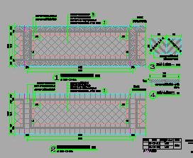 高端直线园路格纹铺装样式详图