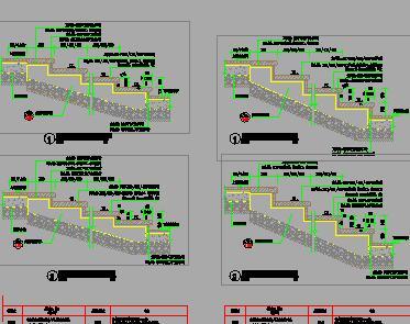 台阶构造设计详图