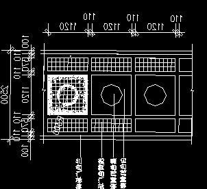某花园道路铺装结构设计图